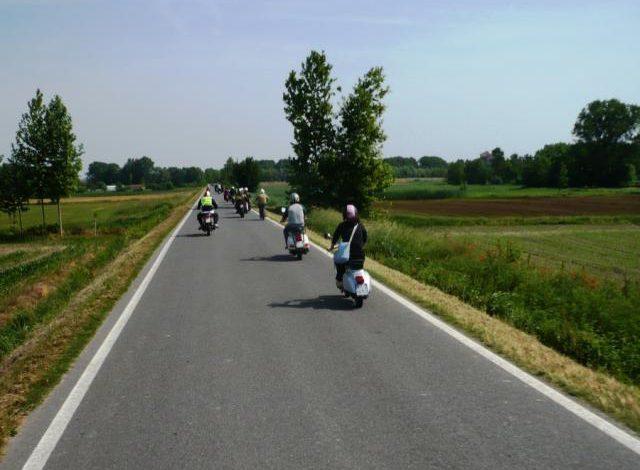 Maggio 2009 il secondo motoraduno del MOTO CLUB TORRAZZO