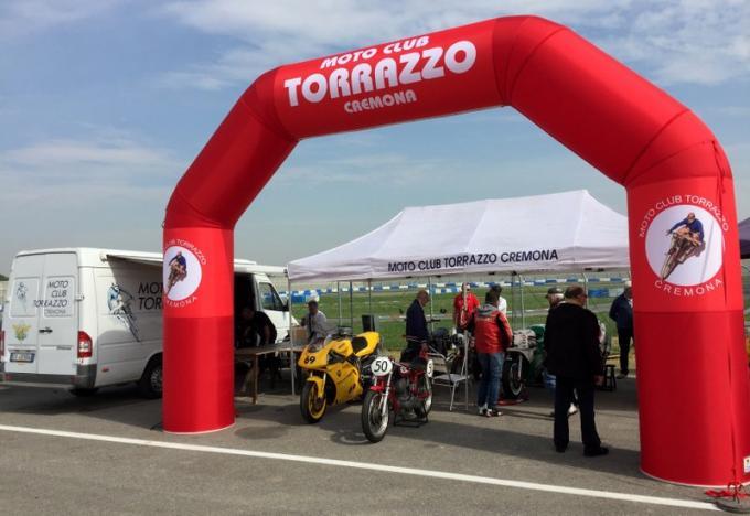 22-04-2016 Intitolazione della pista Cremona Circuit ad Angelo Bergamonti