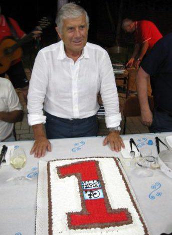 Giacomo Agostini ancora con noi