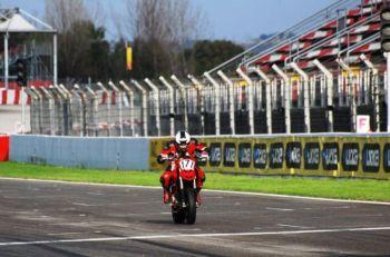 Dicembre 2008 – Il MOTO CLUB TORRAZZO a Barcellona